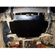 Protezione motore e cambio - Nissan X- Trail in acciaio