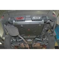 Scivola posteriore - X-Trial in acciaio