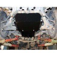 Protezione motore e cambio - opel frontera A in Acciaio