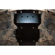 Protezione cambio automatico - Frontera B in acciaio