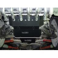 protezione trasmissione - frontera B in acciaio