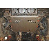 Protezione motore e cambio - Ssang Yong Korando in alluminio