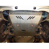 protezione motore - kyron in alluminio