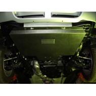 protezione motore - subaru impreza CG in acciaio
