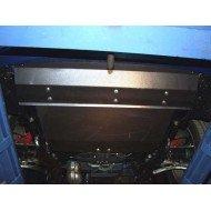 protezione motore e cambio - subaru impreza GC in acciaio