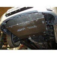 protezione motore - subaru impreza gd in alluminio