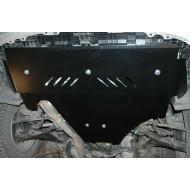 protezione motore - subaru impreza in alluminio