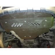 protezione motore - subaru outback in acciaio