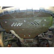 protezione motore - subaru outback in alluminio