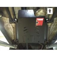 protezione cambio e riduttore - suzuki jimny in alluminio