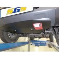 scivola anteriore - suzuki jimny in acciaio