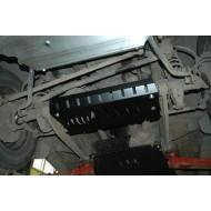 protezione differenziale anteriore - suzuki jimny in acciaio
