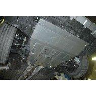 protezione motore e cambio - suzuki vitara in acciaio