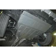 protezione motore e cambio- suzuki vitara in alluminio