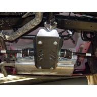 protezione diffferenziale posteriore - suzuki vitara in acciaio