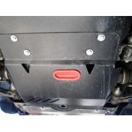 protezione motore - suzuki fj-cruiser in acciaio