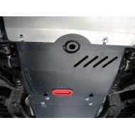 protezione motore - suzuki fj-cruiser in alluminio