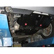 protezione motore - toyota 150 in acciaio