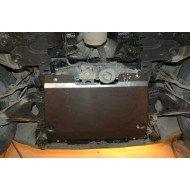 protezione motore e cambio - Dacia daster in acciaio