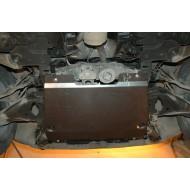 protezione motore e cambio - dacia daster in alluminio