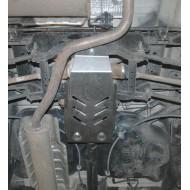 differenziale posteriore - dacia datster in acciaio