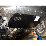protezione motore e cambio - hyundai tucson in alluminio