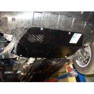 protezione motore e cambio - hyundai tucson in acciaio