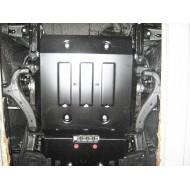 protezione motore - vw amarok in acciaio