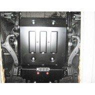 protezione motore - vw amarok in alluminio