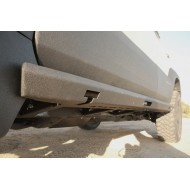 Pedane sottoporta bindabili Toyota Land Cruiser J200