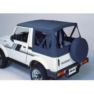 TRAIL TOP x Suzuki SJ (BIANCO)