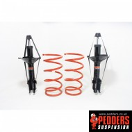 Forester SF - Pedders Suspension Kit (Front Standard)